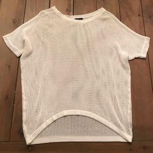 Sweaters - Short sleeve sweater